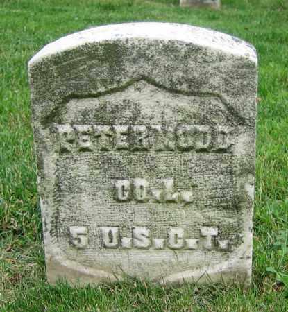 MUDD, PETER - Clark County, Ohio | PETER MUDD - Ohio Gravestone Photos