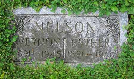 NELSON, ESTHER - Clark County, Ohio | ESTHER NELSON - Ohio Gravestone Photos