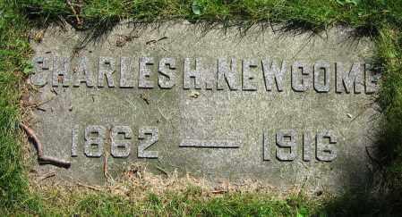 NEWCOMB, CHARLES H. - Clark County, Ohio | CHARLES H. NEWCOMB - Ohio Gravestone Photos