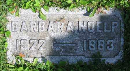 NOELP, BARBARA - Clark County, Ohio | BARBARA NOELP - Ohio Gravestone Photos