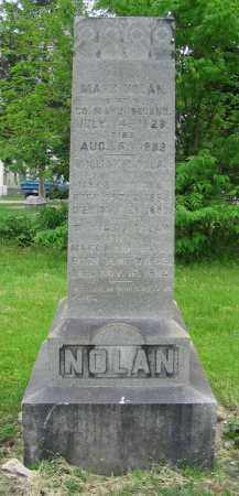 NOLAN, MARK - Clark County, Ohio | MARK NOLAN - Ohio Gravestone Photos