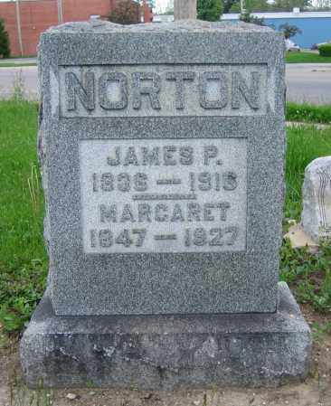 NORTON, JAMES P. - Clark County, Ohio | JAMES P. NORTON - Ohio Gravestone Photos