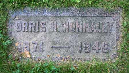 NUNNALLY, ORRIS H. - Clark County, Ohio | ORRIS H. NUNNALLY - Ohio Gravestone Photos