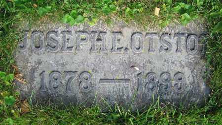 OTSTOT, JOSEPH E. - Clark County, Ohio | JOSEPH E. OTSTOT - Ohio Gravestone Photos