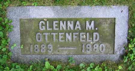 OTTENFELD, GLENNA M. - Clark County, Ohio | GLENNA M. OTTENFELD - Ohio Gravestone Photos