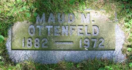 OTTENFELD, MAUD M. - Clark County, Ohio | MAUD M. OTTENFELD - Ohio Gravestone Photos