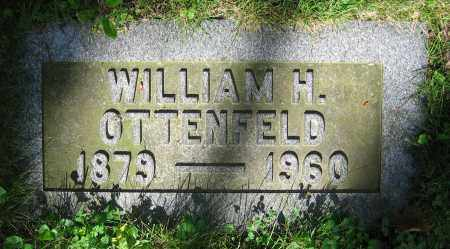 OTTENFELD, WILLIAM H. - Clark County, Ohio | WILLIAM H. OTTENFELD - Ohio Gravestone Photos