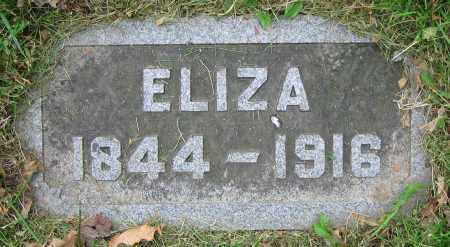 PADEN, ELIZA - Clark County, Ohio | ELIZA PADEN - Ohio Gravestone Photos