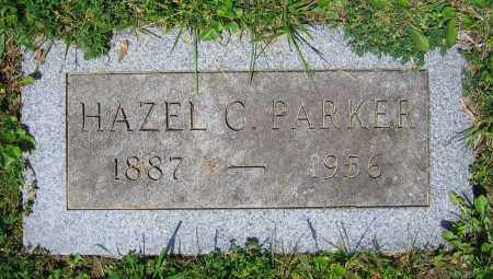 PARKER, HAZEL C. - Clark County, Ohio | HAZEL C. PARKER - Ohio Gravestone Photos