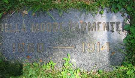 MOORE PARMENTER, DELLA - Clark County, Ohio | DELLA MOORE PARMENTER - Ohio Gravestone Photos