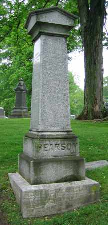 PEARSON, WILLIAM B. - Clark County, Ohio | WILLIAM B. PEARSON - Ohio Gravestone Photos