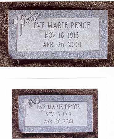 POWELL PENCE, EVE MARIE - Clark County, Ohio | EVE MARIE POWELL PENCE - Ohio Gravestone Photos