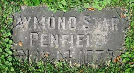 PENFIELD, RAYMOND - Clark County, Ohio | RAYMOND PENFIELD - Ohio Gravestone Photos