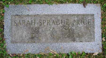 PRICE, SARAH - Clark County, Ohio | SARAH PRICE - Ohio Gravestone Photos