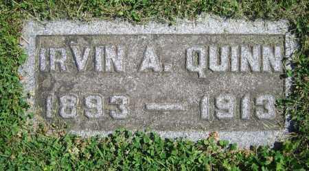 QUINN, IRVIN A. - Clark County, Ohio | IRVIN A. QUINN - Ohio Gravestone Photos