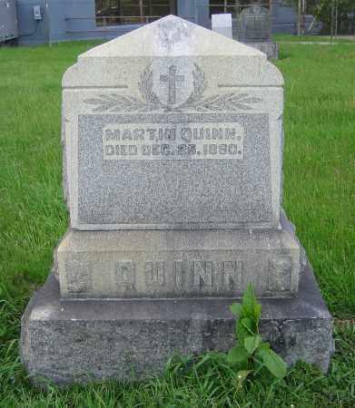 QUINN, MARTIN - Clark County, Ohio | MARTIN QUINN - Ohio Gravestone Photos