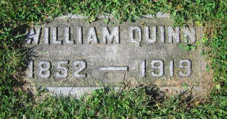QUINN, WILLIAM - Clark County, Ohio | WILLIAM QUINN - Ohio Gravestone Photos
