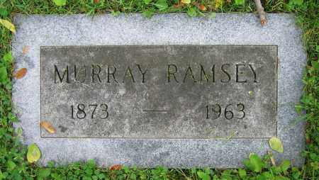 RAMSEY, MURRAY - Clark County, Ohio | MURRAY RAMSEY - Ohio Gravestone Photos
