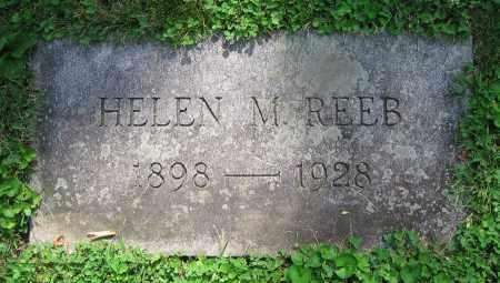 REEB, HELEN M. - Clark County, Ohio | HELEN M. REEB - Ohio Gravestone Photos