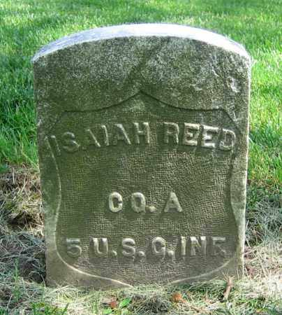 REED, ISAIAH - Clark County, Ohio | ISAIAH REED - Ohio Gravestone Photos