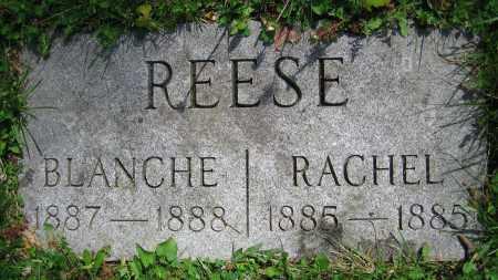 REESE, RACHEL - Clark County, Ohio | RACHEL REESE - Ohio Gravestone Photos