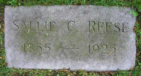 REESE, SALLIE C. - Clark County, Ohio | SALLIE C. REESE - Ohio Gravestone Photos