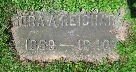 REICHARD, CORA A. - Clark County, Ohio | CORA A. REICHARD - Ohio Gravestone Photos