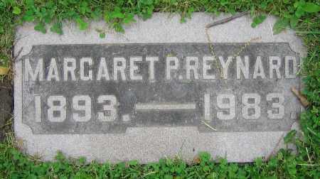 REYNARD, MARGARET P. - Clark County, Ohio | MARGARET P. REYNARD - Ohio Gravestone Photos