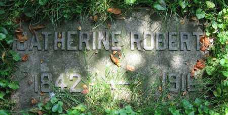 ROBERTS, CATHERINE - Clark County, Ohio | CATHERINE ROBERTS - Ohio Gravestone Photos