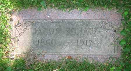 SCHATZ, JACOB - Clark County, Ohio   JACOB SCHATZ - Ohio Gravestone Photos