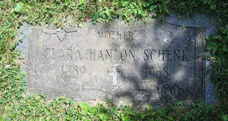 SCHENK, CLARA - Clark County, Ohio | CLARA SCHENK - Ohio Gravestone Photos