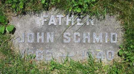 SCHMID, JOHN - Clark County, Ohio   JOHN SCHMID - Ohio Gravestone Photos