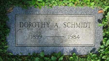 SCHMIDT, DOROTHY A. - Clark County, Ohio | DOROTHY A. SCHMIDT - Ohio Gravestone Photos