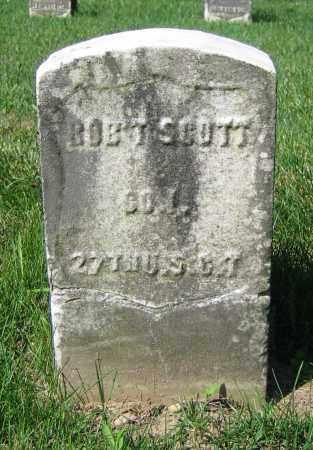 SCOTT, ROB'T - Clark County, Ohio | ROB'T SCOTT - Ohio Gravestone Photos