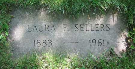 SELLERS, LAURA E. - Clark County, Ohio | LAURA E. SELLERS - Ohio Gravestone Photos