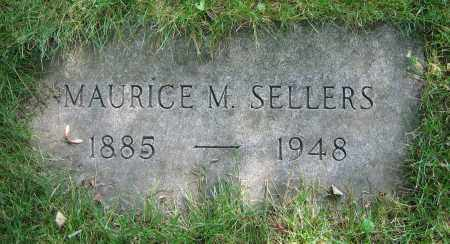 SELLERS, MAURICE M. - Clark County, Ohio | MAURICE M. SELLERS - Ohio Gravestone Photos