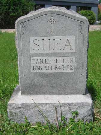 SHEA, ELLEN - Clark County, Ohio | ELLEN SHEA - Ohio Gravestone Photos