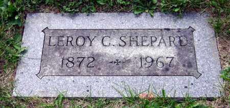 SHEPARD, LEROY CLARENCE - Clark County, Ohio | LEROY CLARENCE SHEPARD - Ohio Gravestone Photos
