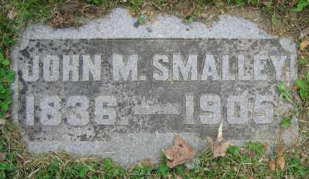 SMALLEY, JOHN M. - Clark County, Ohio | JOHN M. SMALLEY - Ohio Gravestone Photos
