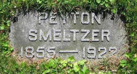 SMELTZER, PEYTON - Clark County, Ohio | PEYTON SMELTZER - Ohio Gravestone Photos