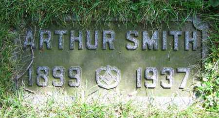 SMITH, ARTHUR - Clark County, Ohio | ARTHUR SMITH - Ohio Gravestone Photos