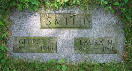 SMITH, LAURA M. - Clark County, Ohio | LAURA M. SMITH - Ohio Gravestone Photos