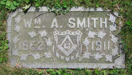 SMITH, WM. A. - Clark County, Ohio | WM. A. SMITH - Ohio Gravestone Photos