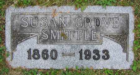 SMITTLE, SUSAN - Clark County, Ohio | SUSAN SMITTLE - Ohio Gravestone Photos
