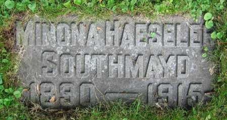 SOUTHMAYD, MINONA - Clark County, Ohio | MINONA SOUTHMAYD - Ohio Gravestone Photos