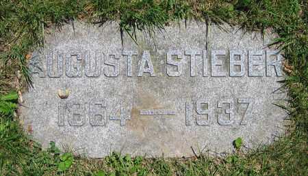STIEBER, AUGUSTA - Clark County, Ohio | AUGUSTA STIEBER - Ohio Gravestone Photos