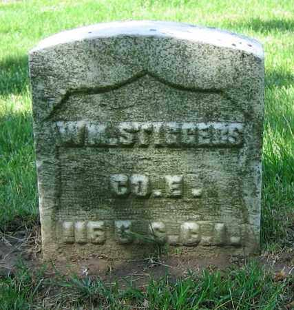 STIGGERS, WM. - Clark County, Ohio | WM. STIGGERS - Ohio Gravestone Photos