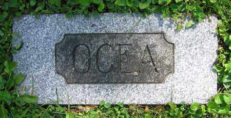 STILES, OCEA - Clark County, Ohio | OCEA STILES - Ohio Gravestone Photos