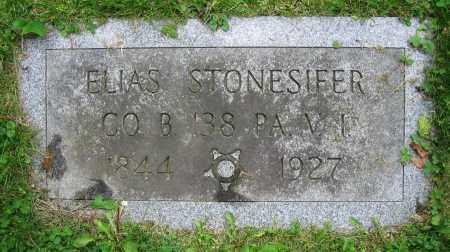 STONESIFER, ELIAS - Clark County, Ohio | ELIAS STONESIFER - Ohio Gravestone Photos