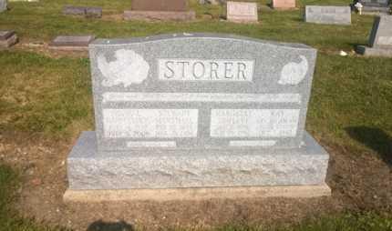 TRIPLETT STORER, MARGARET - Clark County, Ohio | MARGARET TRIPLETT STORER - Ohio Gravestone Photos